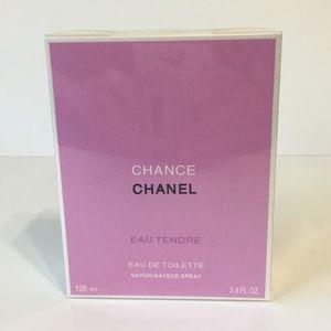 Chanel Chance EAU Tendre EDT 3.4 OZ BRAND NEW